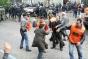 اعتداء رجل أمن على الصحافية حنان رحاب_أرشيف_